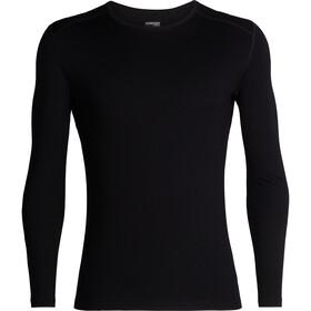 Icebreaker 260 Tech LS Crewe Shirt Men black